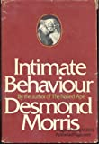 img - for Intimate behaviour book / textbook / text book