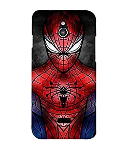 printtech Superhero Avengers Back Case Cover for Infocus M2
