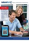 klickTel Telefon- und Branchenbuch inkl. Rückwärtssuche Herbst 2014