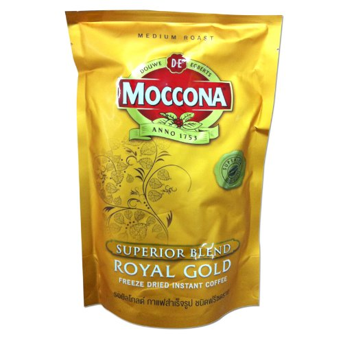 Moccona Superior Blend Roayl Gold Freeze Dried Instant Coffee 120g x 2 Pack