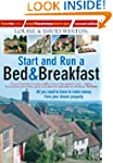 Start & Run A Bed & Breakfast 2e (How...