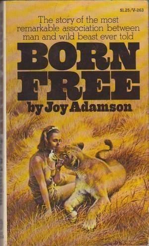 Born Free front-981013
