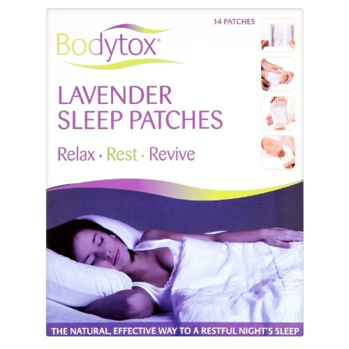 Bodytox Lavender Sleep Patches 14 Pack