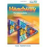 New Headway: Pre-Intermediate Third Edition: iTools: Headway resources for interactive whiteboards (Headway ELT)by Liz and John Soars