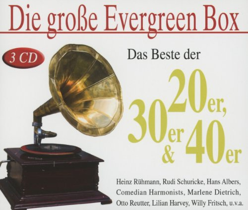 Die Grosse Evergreen Best Os 20's 30's 40's - Die Grosse Evergreen Best Os 20's 30's 40's