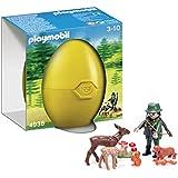 Playmobil Huevos - Ranger y animales (4938)