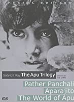 THE APU TRILOGY 3-Disc set [Pather Panchali-Aparajito-The World of Apu]