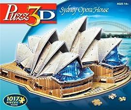 Puzz 3D Sydney Opera House