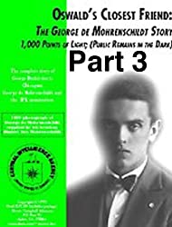 The George de Mohrenschildt Story - De Mohrenschildt Clears Conscience pt 3 (Oswald's Closest Friend; The George de Mohrenschildt Story)