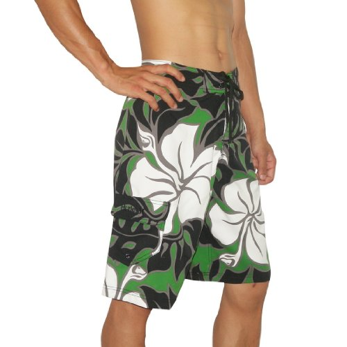 Mens Hurley Skate & Surf Boardshorts Board Shorts - Multicolor (Size: 32)