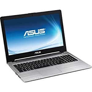 Asus S56ca-dh51 15.6-inch Laptop Black