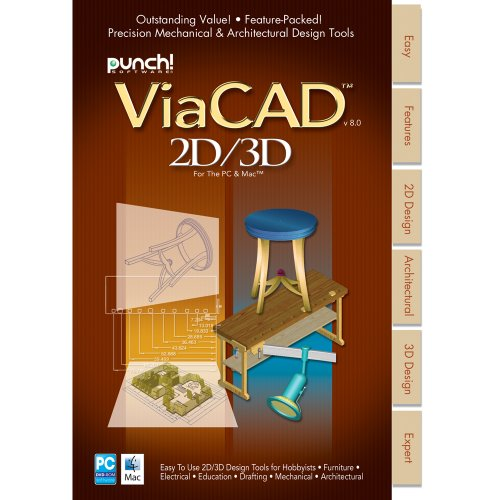 Viacad 2D/3D For Mac [Download]