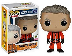 . Who Twelfth Doctor in Spacesuit (SDCC 2015 Exclusive): Toys & Games
