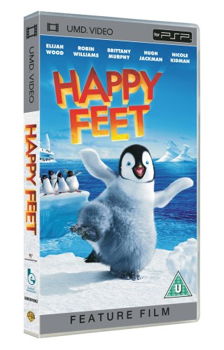 Happy Feet [UMD Mini for PSP] [DVD]