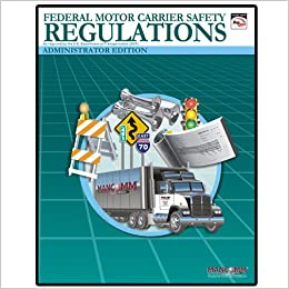 Federal motor carrier safety regulations driver edition for Motor carrier service inc