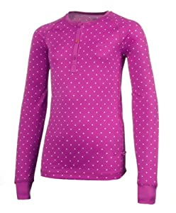 Protest Alfa Sous-pull thermique pour fille Pink Candy age 10
