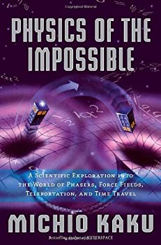 "Cover of ""Physics of the Impossible"