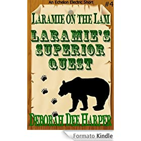 Laramie's Superior Quest (Laramie on the Lam)