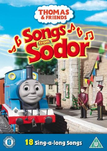 Thomas & Friends - Songs From Sodor [DVD] [2009]