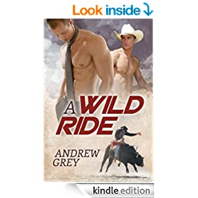 A Wild Ride (The Bullriders Book 1)