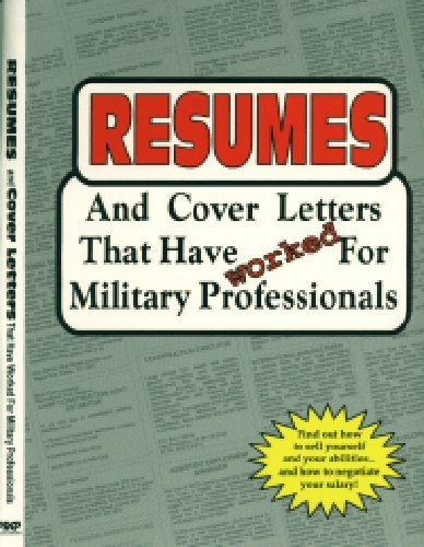 Sample of professional resume for Real cover letters that worked