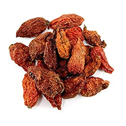 Bhut Jolokia Chilli - Dried   Not just hot! (15 grams)