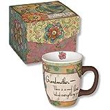 Grandmother Coffee Mug with Decorative Box - Grandma Gift