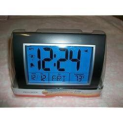 Chaney Instrument 13131 Atomix Dartmouth Desktop Alarm Clock by Chaney