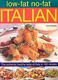 Low-Fat No-Fat Italian (0754818187) by Sheasby, Anne