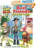 Toy Story 3 Best Friends Book and Magnetic Buddy (Disney Toy Story Buddy)