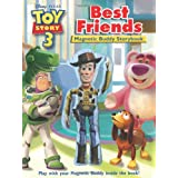 Toy Story 3 Best Friends Book and Magnetic Buddy (Disney Toy Story Buddy) ~ Chip Lovitt
