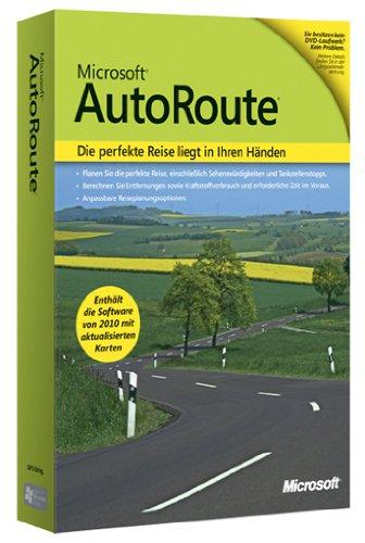 AutoRoute Europa 2010