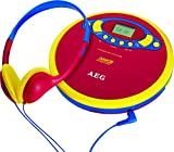 AEG AEG CDP 4228 Discman Tragbarer CD/MP3-Player