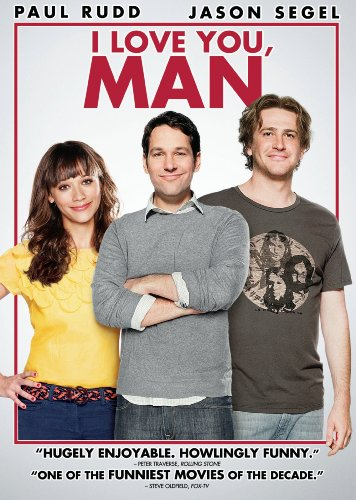 Rent I Love You, Man DVD: