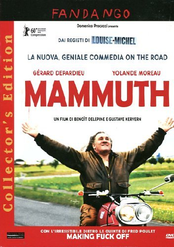 Mammuth [Italia] [DVD]