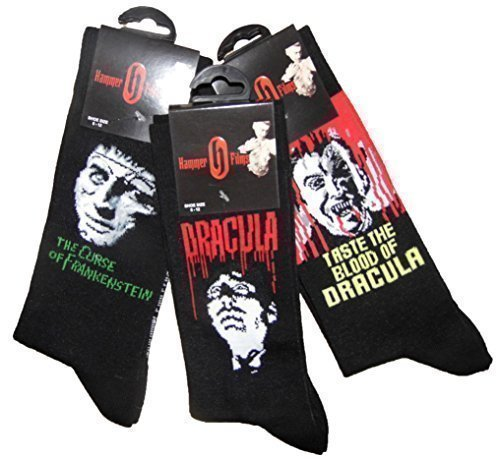mens-socks-hammer-films-three-pack-two-dracula-and-one-frankenstein-mens-6-12-sh
