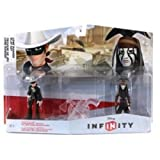 TAKE-TWO 1108800000000 / Disney Infinity Play Set Pack - Lone Ranger Works with all Disney INFINITY game platforms.