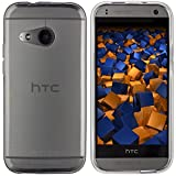 mumbi Schutzhülle HTC One Mini 2 Hülle transparent