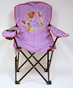 Tinkerbell Youth Folding Armchair by Disney