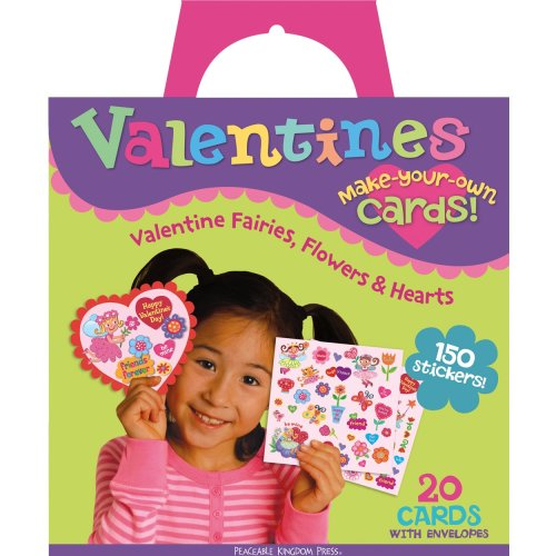 Make-Your-Own Valentines (Cards). $13.00. Kid's Valentine's Day cards .