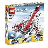 レゴ クリエイター・ジェット機 4953