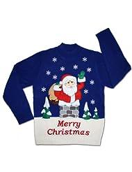 Ugly Christmas Sweater Rooftop Skedouche