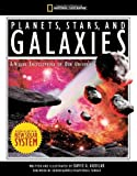 img - for Planets, Stars, and Galaxies: A Visual Encyclopedia of Our Universe book / textbook / text book