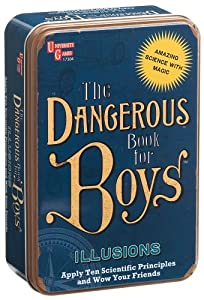 Dangerous Book for Boys - Illusions