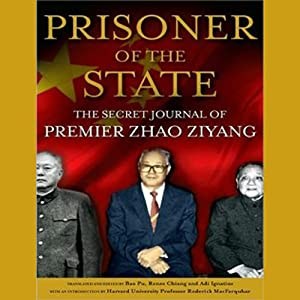 Prisoner of the State Audiobook