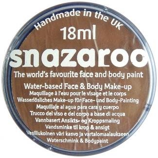 18ml-beige-brown-classic-snazaroo-classic-face-paint-toy