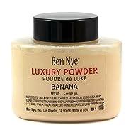 Ben Nye Banana Luxuary Powder 1.5oz B…