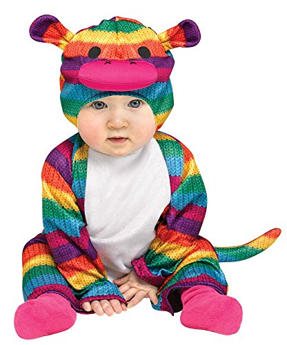Rainb (Rainbow Sock Monkey Costumes For Infants)