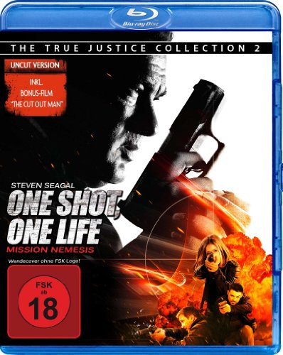 One Shot, One Life - Mission Nemesis - Uncut [Blu-ray]