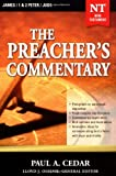 The Preacher's Commentary - Vol. 34- James/1,2 Peter/jude (0785248099) by Cedar, Paul